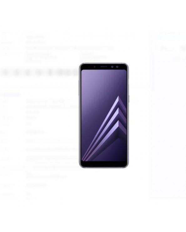 Samsung Galaxy A8+ (2018) Dual Sim 64Go Noir