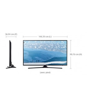 SAMSUNG LED SMART TV 65″ Ultra HD