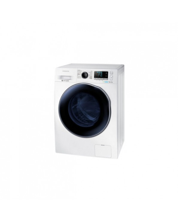 SAMSUNG Double Machine à laver 7 kg et Sèche linge 5 kg - ( WD70J5410AW/EF )