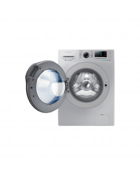 SAMSUNG Double Machine à laver 8 kg et Sèche linge 6 kg - ( WD80J5410AS/NQ )