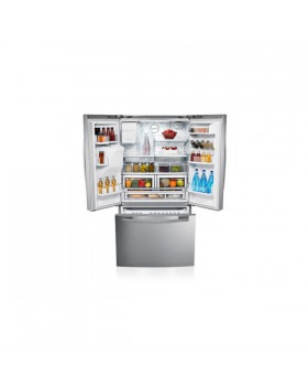 SAMSUNG Réfrigérateur French Door 520 litres - RFG23UERS1/XEF